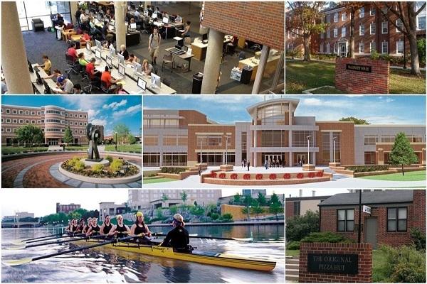 DU HỌC MỸ : Trường Wichita State University bang Kansas