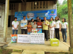 Chương trình từ thiện hàng tuần của Công ty đợt 360
