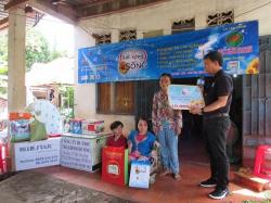 Chương trình từ thiện hàng tuần của Công ty đợt 361