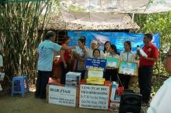 Chương trình từ thiện hàng tuần của Công ty đợt thứ 211