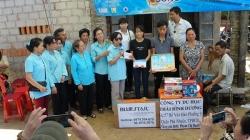 Chương trình từ thiện hàng tuần của Công ty đợt thứ 212