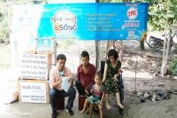 Chương trình từ thiện hàng tuần của Công ty đợt thứ 219