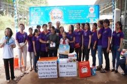 Chương trình từ thiện hàng tuần của Công ty đợt thứ 220