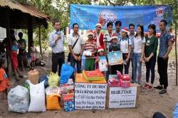 Chương trình từ thiện hàng tuần của Công ty đợt thứ 223