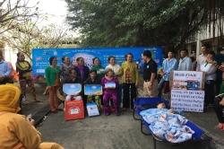Chương trình từ thiện hàng tuần của Công ty đợt thứ 225