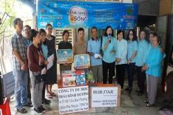 Chương trình từ thiện hàng tuần của Công ty đợt thứ 227