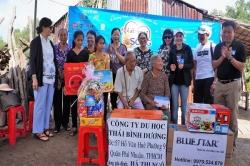 Chương trình từ thiện hàng tuần của Công ty đợt thứ 229
