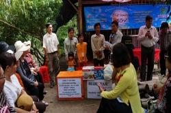 Chương trình từ thiện hàng tuần của Công ty đợt thứ 232