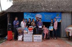 Chương trình từ thiện hàng tuần của Công ty đợt thứ 236
