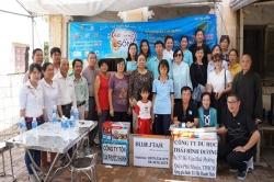 Chương trình từ thiện hàng tuần của Công ty đợt thứ 239