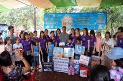 Chương trình từ thiện hàng tuần của Công ty đợt thứ 240