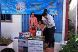 Chương trình từ thiện hàng tuần của Công ty đợt thứ 241