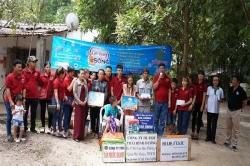 Chương trình từ thiện hàng tuần của Công ty đợt thứ 244