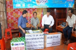 Chương trình từ thiện hàng tuần của Công ty đợt thứ 245