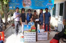 Chương trình từ thiện hàng tuần của Công ty đợt thứ 247