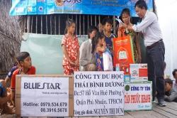 Chương trình từ thiện hàng tuần của Công ty đợt thứ 250