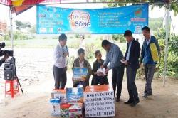 Chương trình từ thiện hàng tuần của Công ty đợt thứ 251