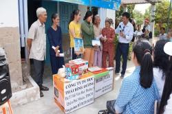 Chương trình từ thiện hàng tuần của Công ty đợt thứ 252
