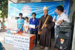 Chương trình từ thiện hàng tuần của Công ty đợt thứ 274
