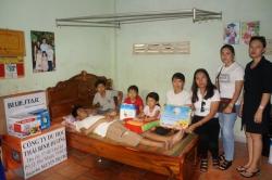 Chương trình từ thiện hàng tuần của Công ty đợt thứ 275