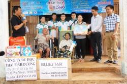 Chương trình từ thiện hàng tuần của Công ty đợt thứ 277