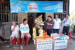 Chương trình từ thiện hàng tuần của Công ty đợt thứ 278