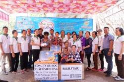 Chương trình từ thiện hàng tuần của Công ty đợt thứ 279