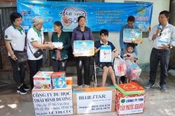 Chương trình từ thiện hàng tuần của Công ty đợt thứ 280