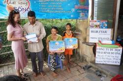 Chương trình từ thiện hàng tuần của Công ty đợt thứ 281