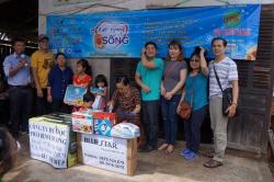 Chương trình từ thiện hàng tuần của Công ty đợt thứ 283
