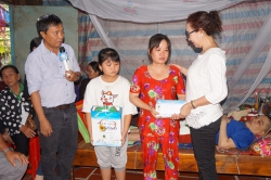Chương trình từ thiện hàng tuần của Công ty đợt thứ 284