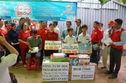 Chương trình từ thiện hàng tuần của Công ty đợt thứ 285