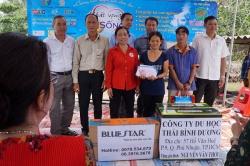Chương trình từ thiện hàng tuần của Công ty đợt thứ 292
