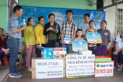Chương trình từ thiện hàng tuần của Công ty đợt thứ 293