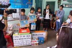 Chương trình từ thiện hàng tuần của Công ty đợt thứ 294