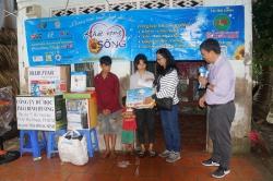 Chương trình từ thiện hàng tuần của Công ty đợt thứ 296