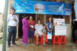 Chương trình từ thiện hàng tuần của Công ty đợt thứ 298