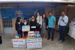 Chương trình từ thiện hàng tuần của Công ty đợt thứ 301