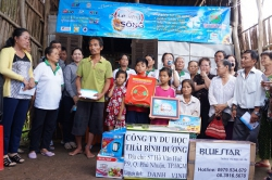Chương trình từ thiện hàng tuần của Công ty đợt thứ 302