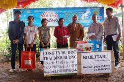 Chương trình từ thiện hàng tuần của Công ty đợt thứ 305