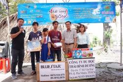Chương trình từ thiện hàng tuần của Công ty đợt thứ 307