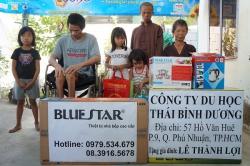Chương trình từ thiện hàng tuần của Công ty đợt thứ 309