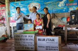 Chương trình từ thiện hàng tuần của Công ty đợt thứ 313