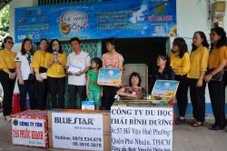 Chương trình từ thiện hàng tuần của Công ty đợt thứ 314