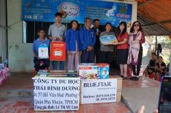 Chương trình từ thiện hàng tuần của Công ty đợt thứ 315