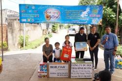 Chương trình từ thiện hàng tuần của Công ty đợt thứ 316