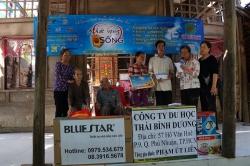 Chương trình từ thiện hàng tuần của Công ty đợt thứ 317