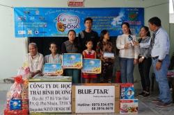 Chương trình từ thiện hàng tuần của Công ty đợt thứ 321