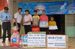 Chương trình từ thiện hàng tuần của Công ty đợt thứ 323