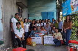 Chương trình từ thiện hàng tuần của Công ty đợt thứ 324